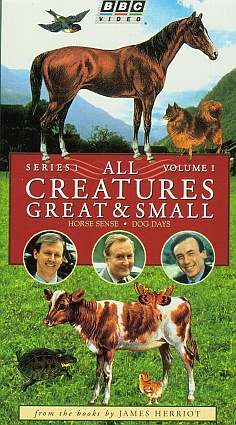 Title (Year): All Creatures Great & Small (1978, 1979, 1980, 1983, 1985, 1988, 1989, 1990) GRS Rating: 5 of 5. Notable Cast: Peter Davison, Robert Hardy, ...
